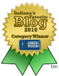 ifb 2010 category winner Thanks to You ProScape Named Indianas Favorite Blog   Lifestyle Category