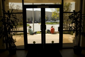 Entryway 300x200 25 Beautiful Indoor Plant Design Images