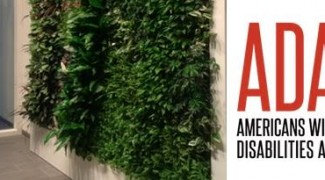 How to Design ADA Compliant Living Green Walls Featured Image