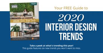 2020 Interior Design Trends Guide
