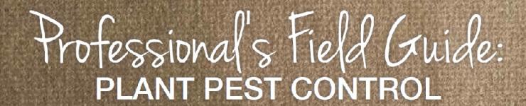 Plant Pest Control Guide
