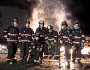 Chris Raimondi - Volunteer Firefighter