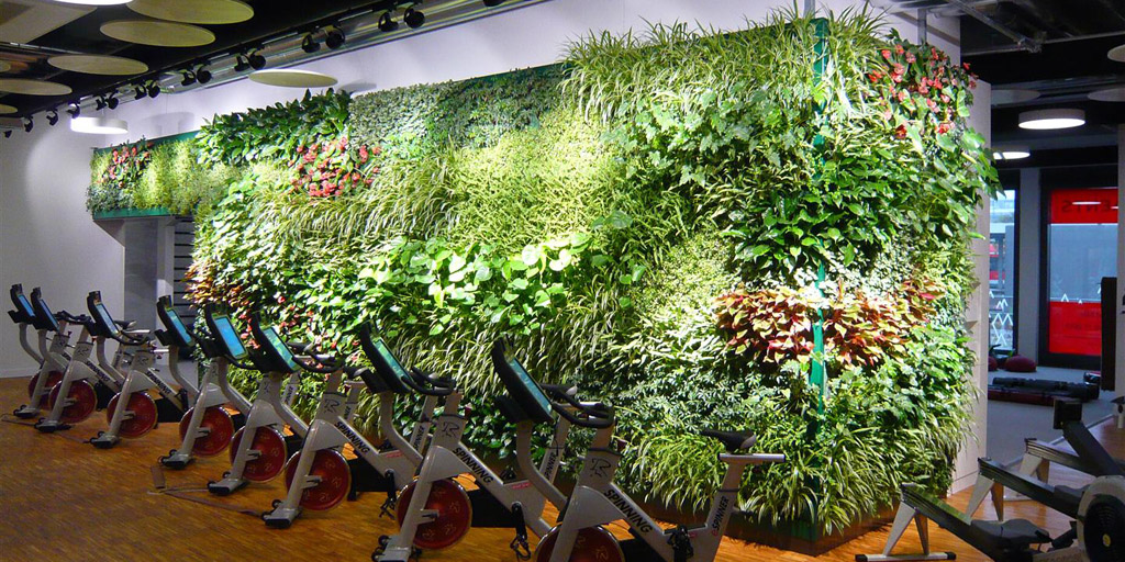 Lights For Green Wall : An Introduction to Green Wall Lighting NewPro Blog