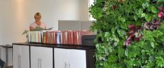 Gsky Office Smart Wall Cabinet