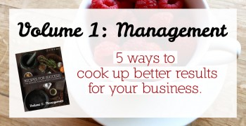 Recipes for Success: Plantscaper's Cookbook (Management)