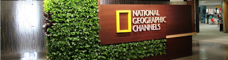 NatGeo Green Wall