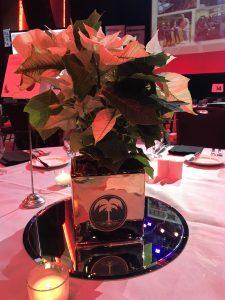 community service floral arrangement