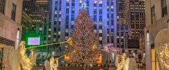 Rockefeller Tree Holiday Decor