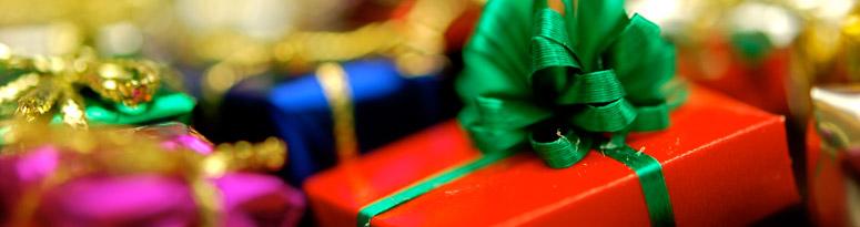 Customer Holiday Gifts