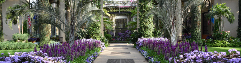 Longwood Gardens - Interior Plantscape Symposium