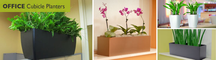 office planter. office cubicle planters planter p