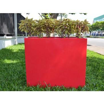 Amesbury Rectangle Fiberglass Planter Box
