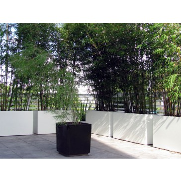 Badalona Rectangle Fiberglass Planter