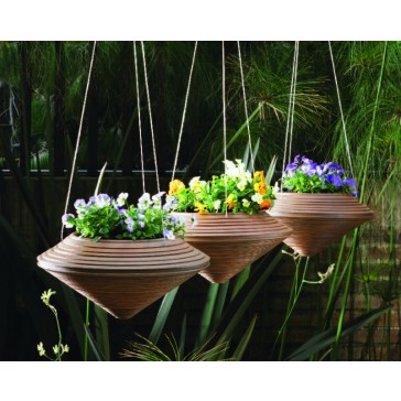 Daniel Hanging Bowl Planter