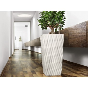 Lechuza Cubico Cottage Patio Planter