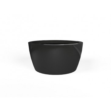 Casablanca Low Round Bowl Planter