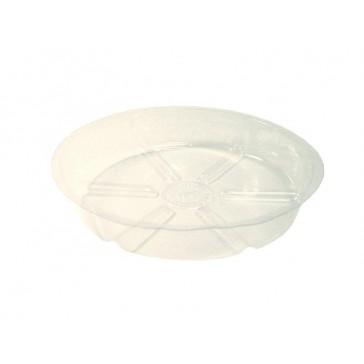 Low Clear Vinyl Plant Saucers