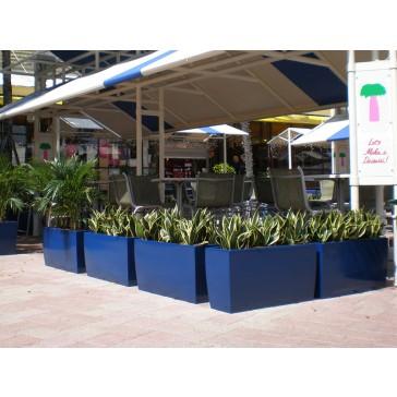 Panama Fiberglass Planter Box