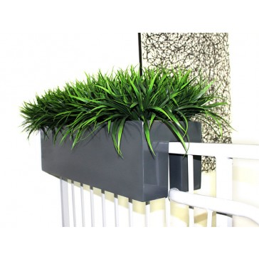 Tiergarden Rectangle Fiberglass Planter