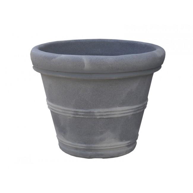 Top MegaPots Faux Stone Planters - NewPro Containers WJ11