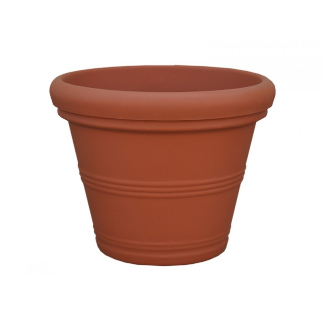 Very MegaPots Faux Stone Planters - NewPro Containers IU87
