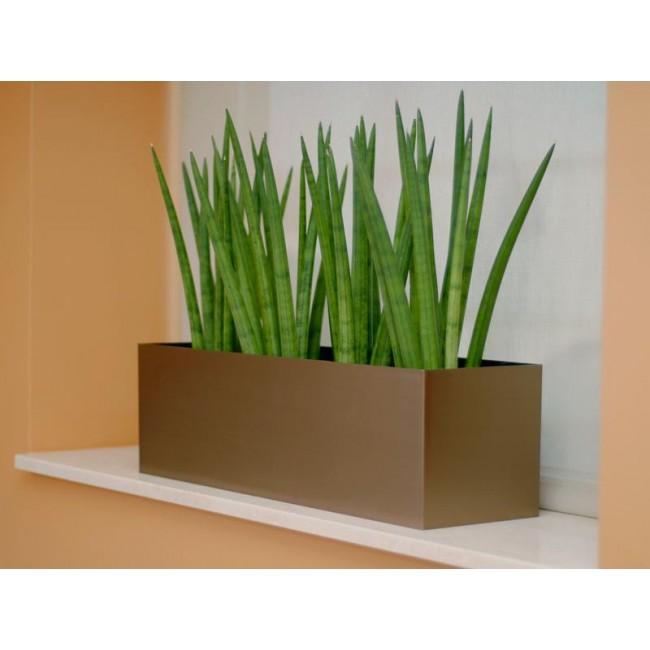 Large Vista Rectangle Planter- NewPro