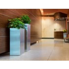 Aluminum Column Planter
