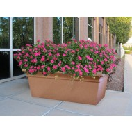 CurbSide Large Rectangle Planter