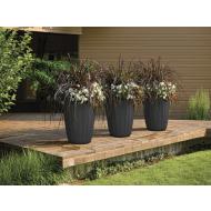 Pleat Fluted Planter