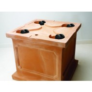 Caster Wheels for Estate Square Planter Box