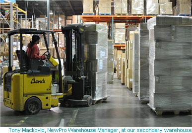 NewPro Shipping